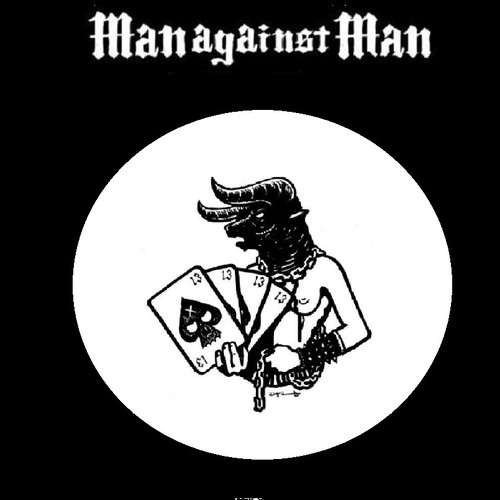M.A.N.VS.M.A.N  - Tapes for lames CDR