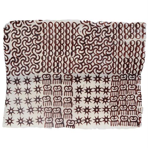 アシャンティ族のアディンクラの手漉き紙 10 / Asante Adinkra Handmade Paper 10