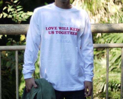 Love Will Reversible L/S Tee