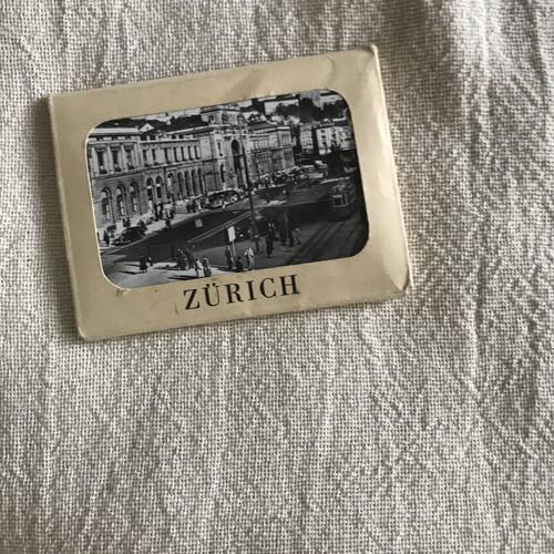 チューリッヒのモノクロ写真10枚