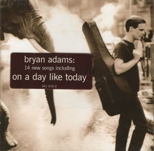 Bryan Adams / On A Day Like Today