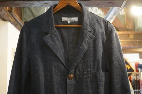 "FREEMANS SPORTING CLUB denim shop Coat ""HAND TAILORED JAPAN"""