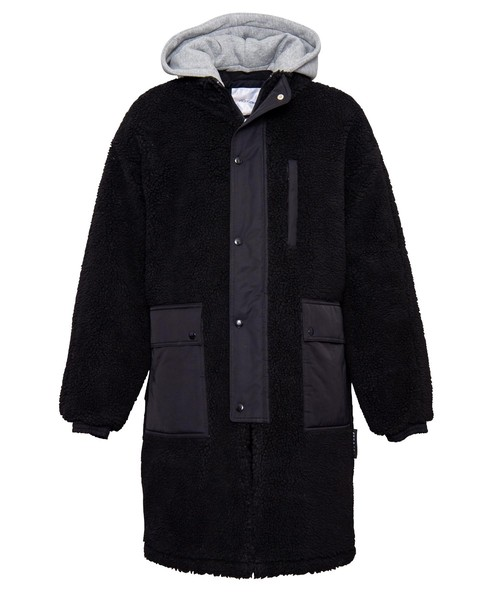 BOA BIG LONG COAT[REJ055]