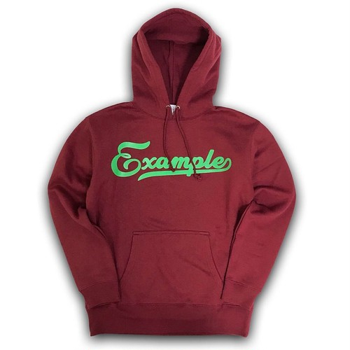 GOD BLESS YOU HOODIE 10oz /BURGUNDY