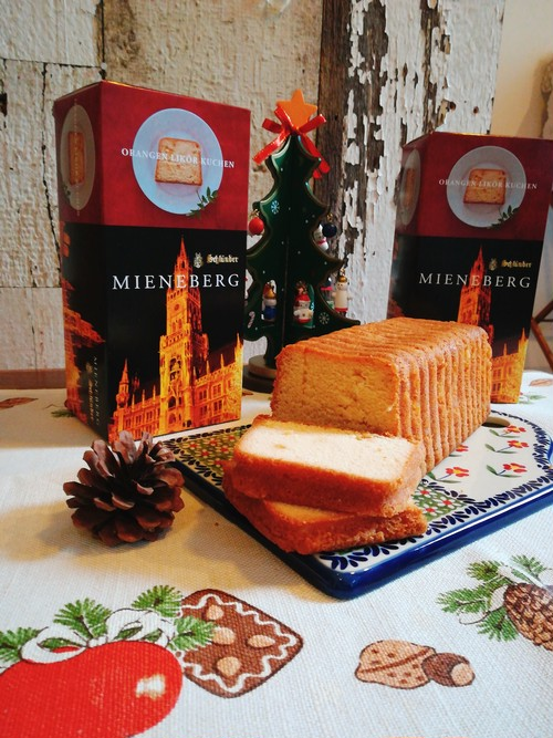 ★限定商品★シュルンダー社 ミーネベルクプレミアム オレンジリキュールケーキ