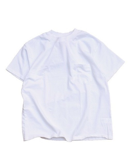 TOWN CRAFT/PACK POCKET TEE      TC12S03700
