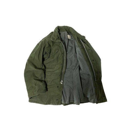 """60's """"US ARMY / M65"""" 2nd TYPE GRAY LINER FIELD JKT"""