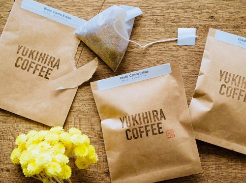Drip  Pack  Coffee 3セット -ブラジル  セーハ・ド・ボネ農園