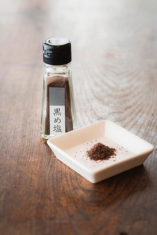 黒め塩 瓶