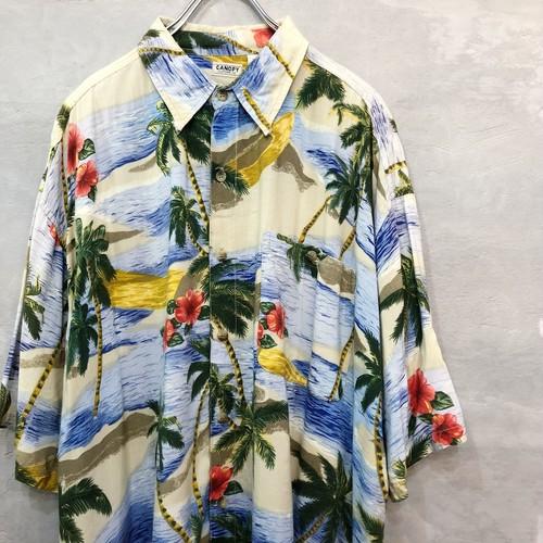 アロハシャツ   Hawaiian shirt #1521
