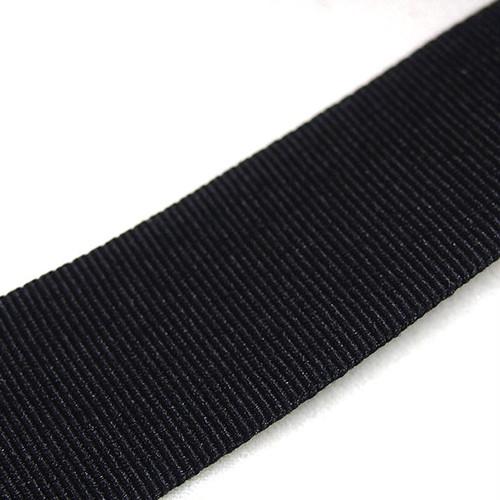 SALE 25%オフ YKK グログランテープ 22mm TP580 ブラック 1巻(200m)