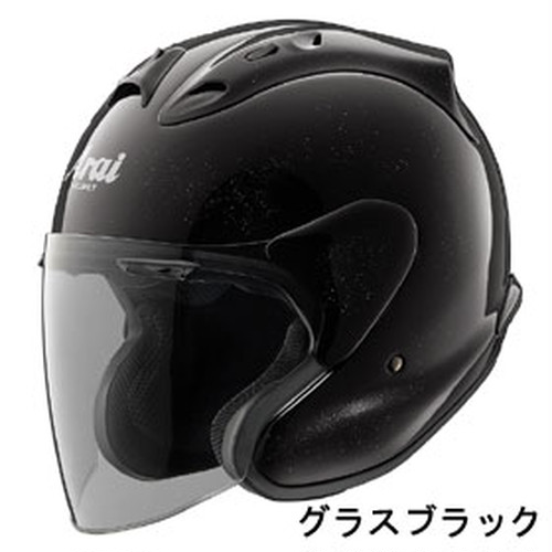 ARAI MZ Glass Black