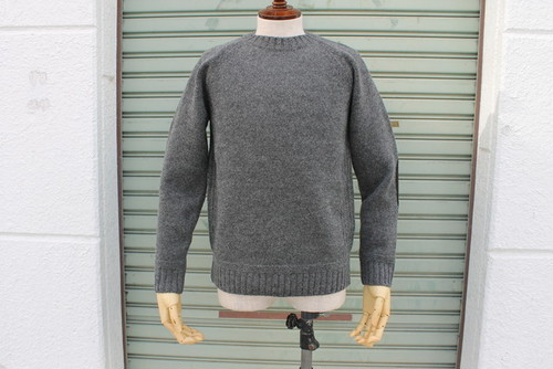 soglia (ソリア) / LANDNOAH SWEATER グレー