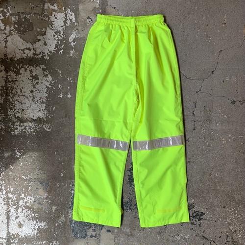 Reflector nylon easy pants