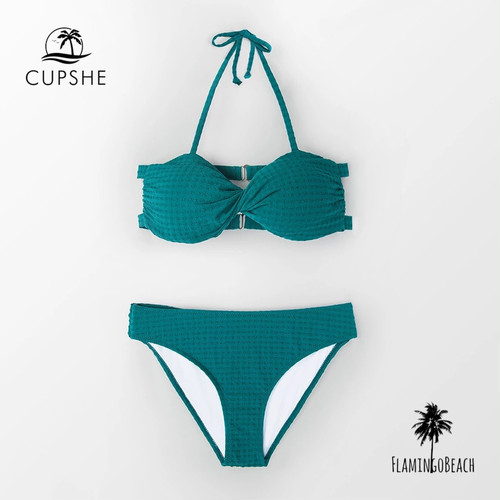 【FlamingoBeach】simple color bikini ビキニ 43112