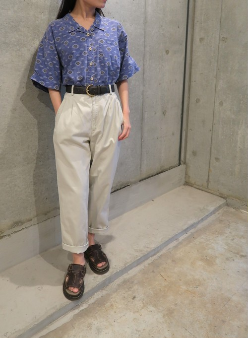 [SALE] 20%OFF 90's OLD GAP Two Tuck Cotton Chino Pants