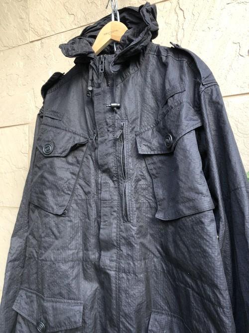 Old British military SAS black jacket 1