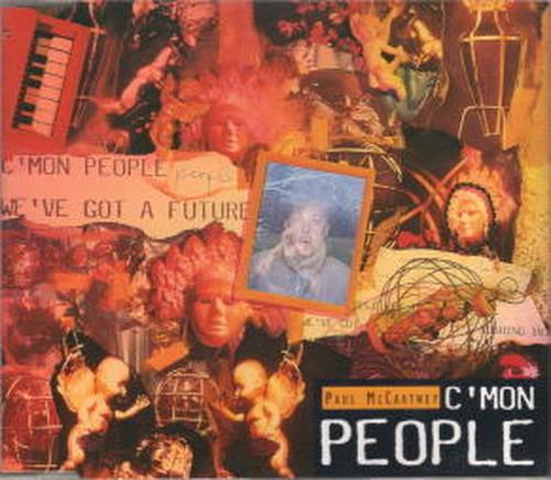 PAUL McCARTNEY / C'MON PEOPLE プロモ・オンリー盤
