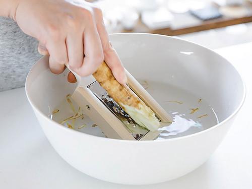 木製調理器 「ささがき一丁」 ポストIN発送対応商品