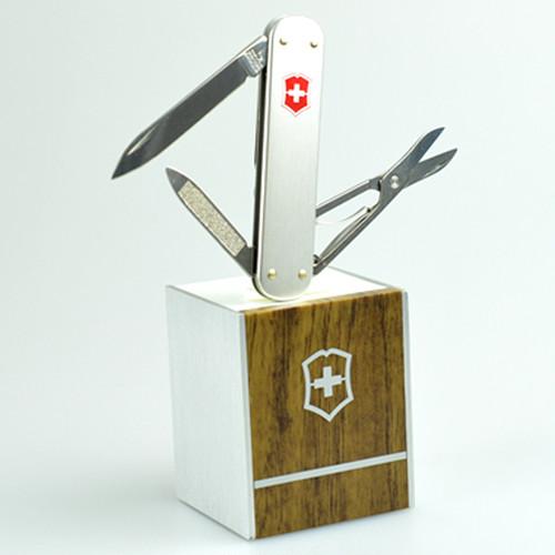 Victorinox マネークリップAL ビクトリノックス キャンプ用品 BBQ 登山 万能ナイフ ナイフ つめそうじブレード ツールナイフ victorinox-039