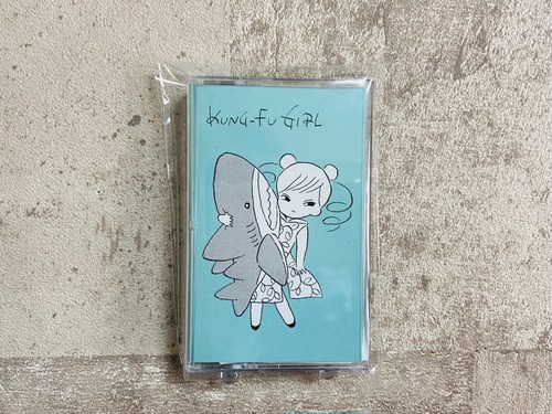 KUNG-FU GIRL  / cassette tapes series Vol.1 (テープ)