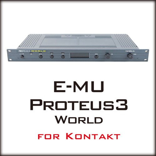 E-MU Proteus 3 World for Kontakt