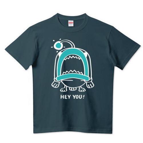 キャラT32 海の底のあんこ姫*HEY YOU!* 5.6ハイクオリティーTシャツ(United Athle)