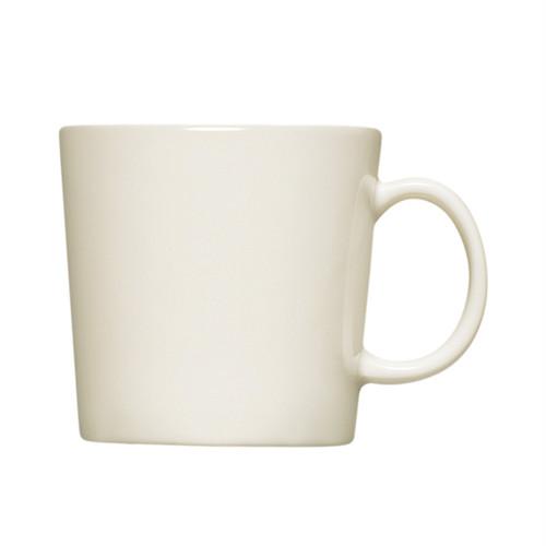 Teema マグカップ300ml ホワイト