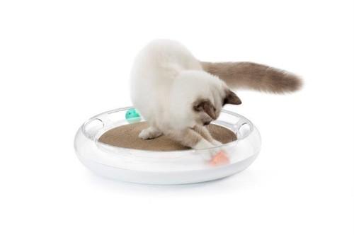PETKIT 4 in 1「キャットスクラッチャー」Cat Scratcher ~ 魅惑のネコ用トイ ~