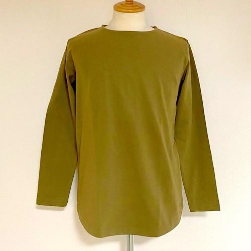 Long Length C/N Cut & Sewn (Spandex Cotton Jersey) Khaki