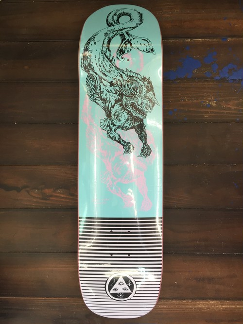"SK8 DECK ""WELLCOME 8,25"""