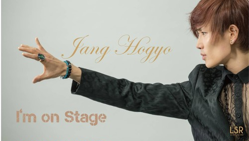 JHソロ1st SINGLE「I'm on stage」