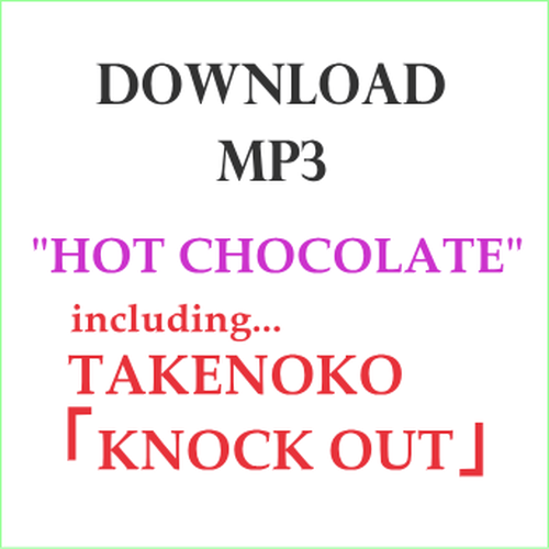hot chocolate/TAKENOKO