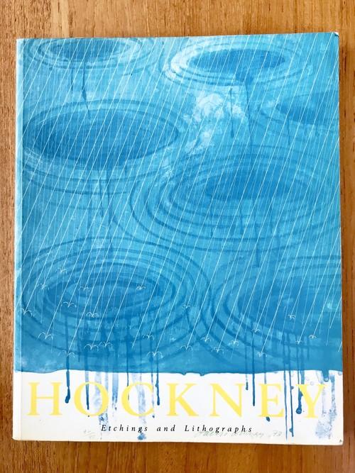 DAVID HOCKNEY  ETCHINGS&LITHOGRAPHS