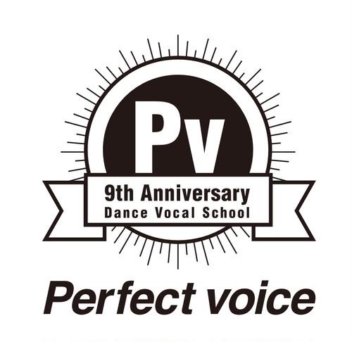 Tシャツ Perfectvoice  9th Anniversary