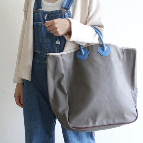 YOUNG&OLSEN  【 womens 】canvas carryall tote