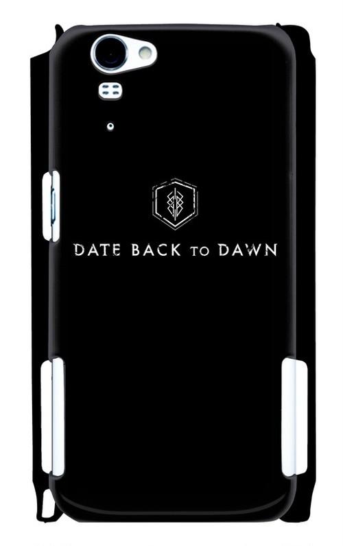 DATEBACKTODAWN AQUOS PHONE ZETA SH-01Fケース