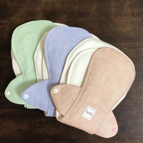 朝までぐっすり眠れる布ナプキン XLサイズ/41.5cm