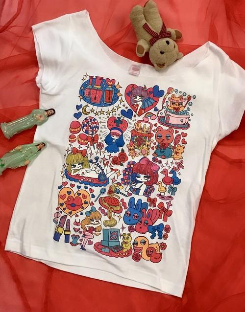カワイイの欲望 Tシャツ
