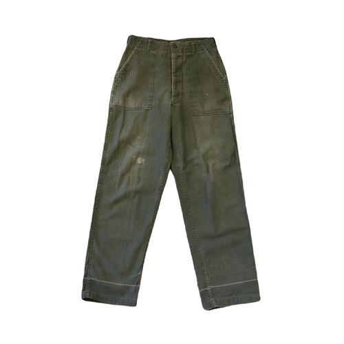 70's Military Baker Pants ¥8,800+tax