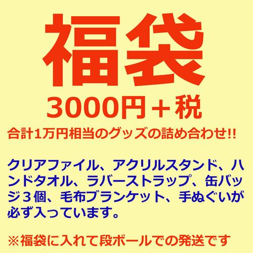 【3000円】アニメグッズ福袋