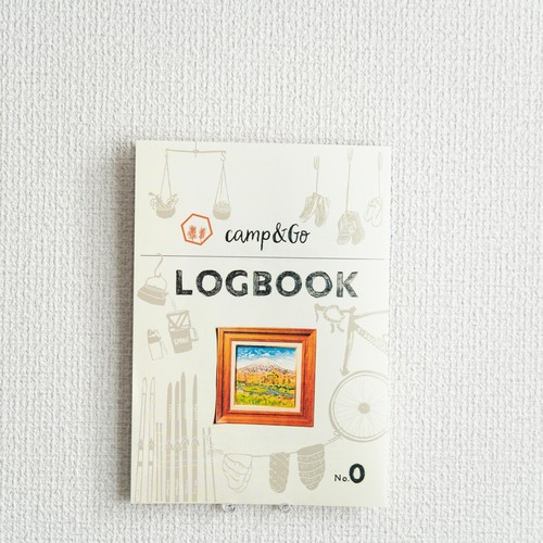 Camp&Go LOGBOOK vol.0