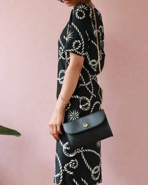 Christian Dior chain bag
