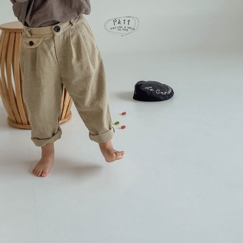 Pocket Trouser by ikii
