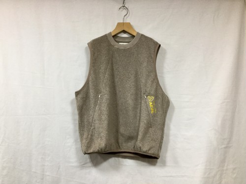 "O-""WRITERS VEST GRAY"""