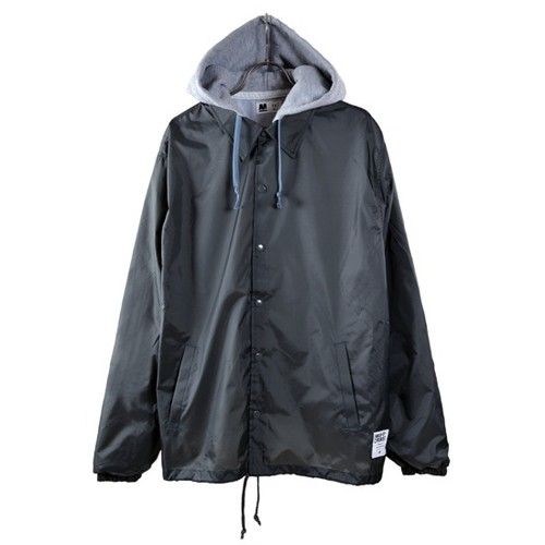 Hooded Coaches Jacket