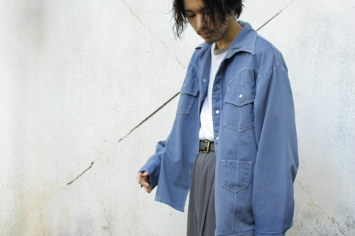 Western Design Shirt Jacket