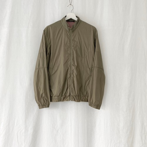 MAISON MARTIN MARGIELA 10 poly zipper jacket