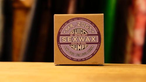 SEX  WAX  2X EXTRA SOFT