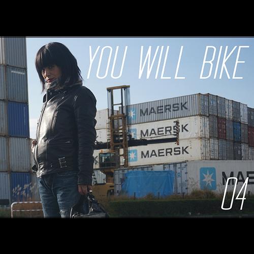 君はバイクに乗るだろう issue#04